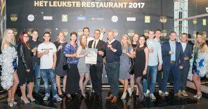 Leukste restaurant 2017
